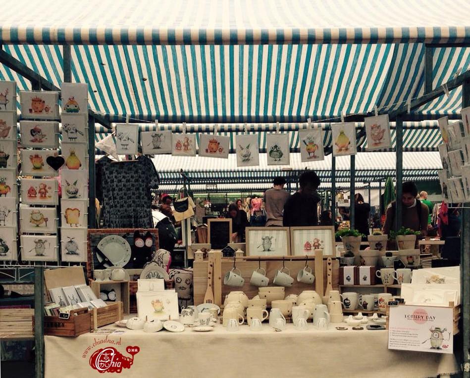 Swan market Utrecht_Chia DNA