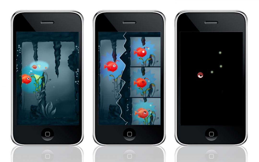 Save Lamp Fish (smart phone & tablet game)
