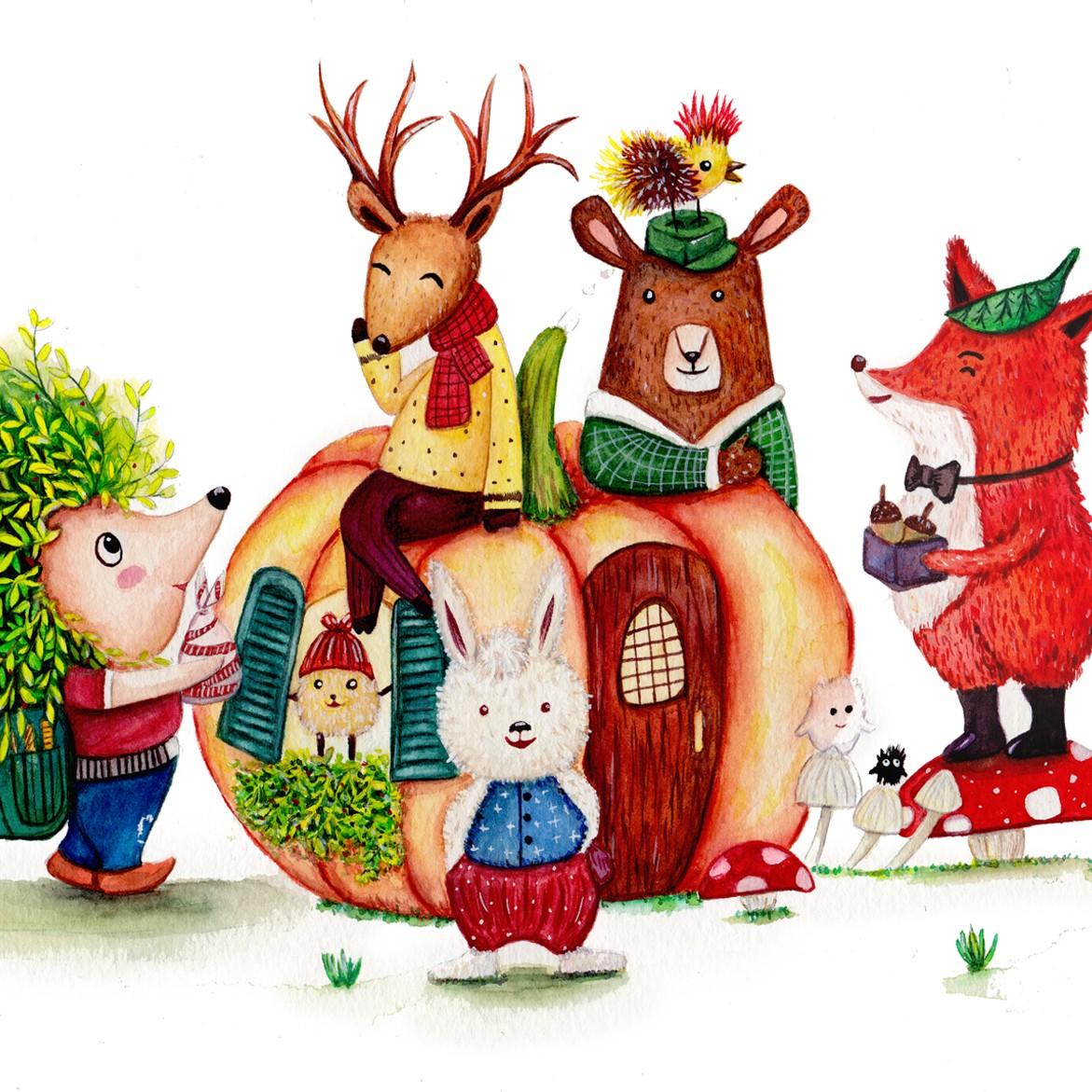 animals-gathering-square