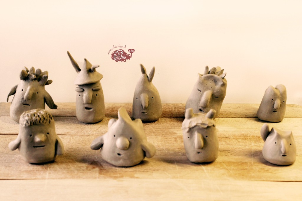 Clay characters151109_©ChiaDNA