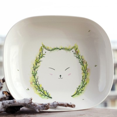 Forest cat plate_1©ChiaDNA