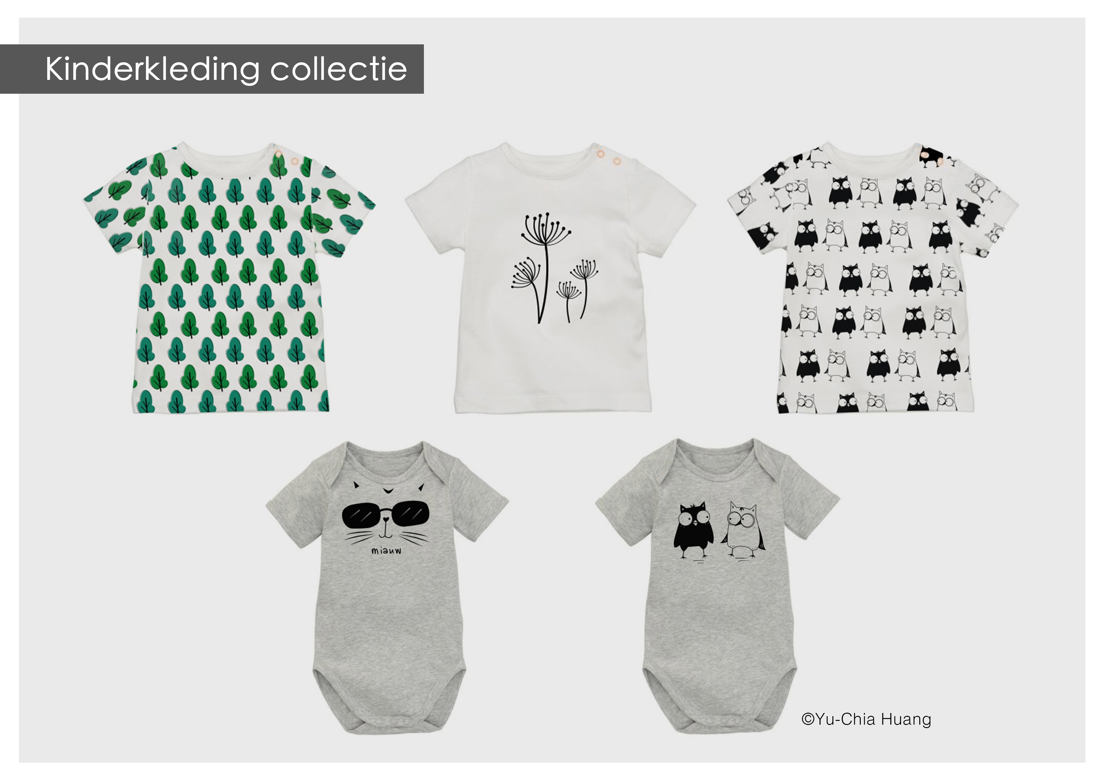 kinderkleding-collectie