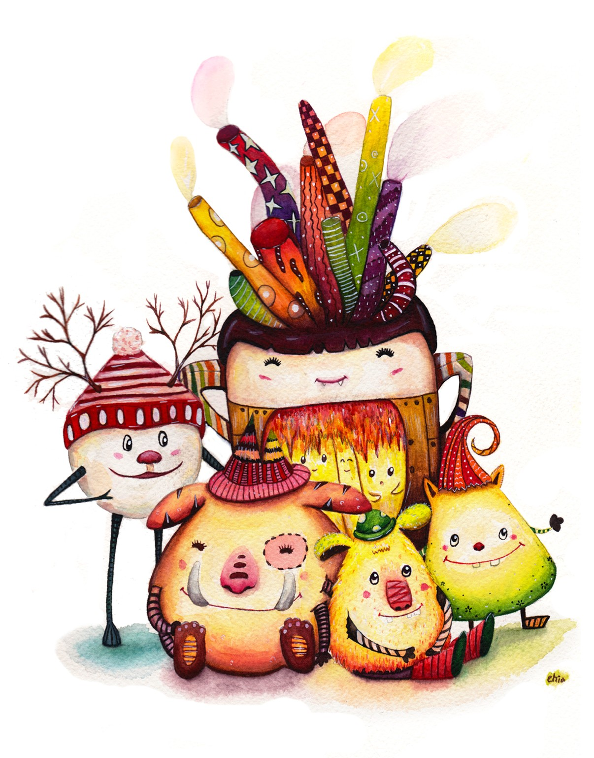 winter-gathering