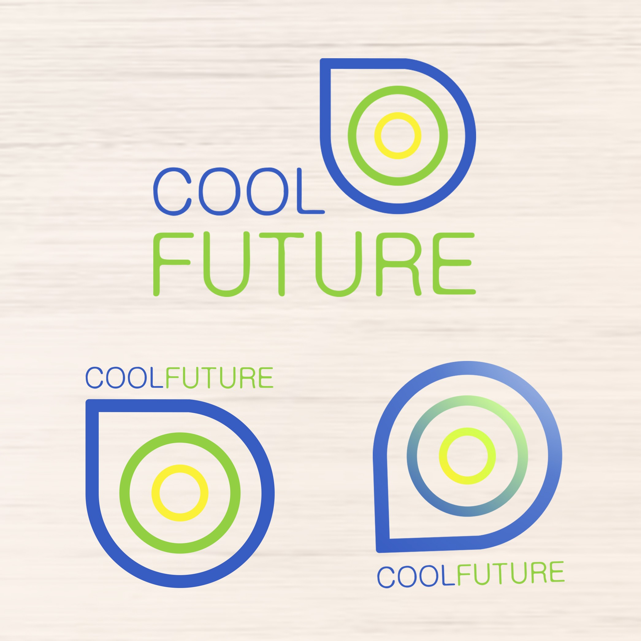 COOLFUTURE's Logo & Layout