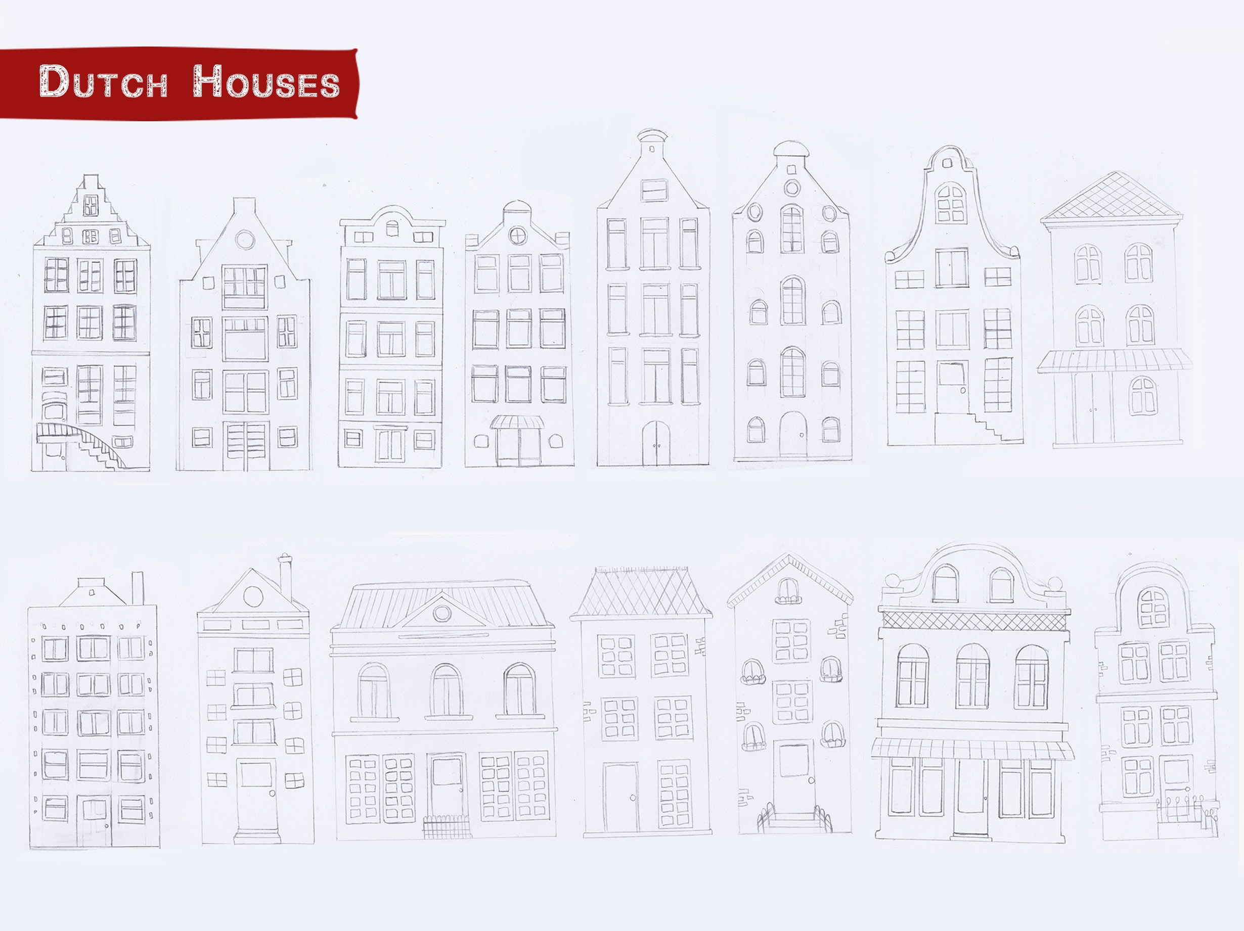 dutch-houses