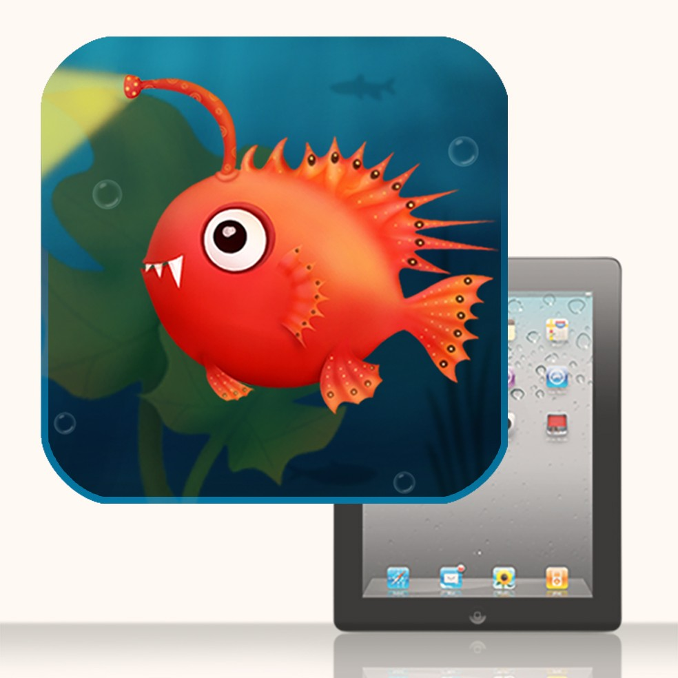 Save Lamp Fish (smart phone & tablet game)